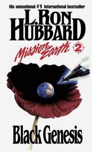 Black Genesis (Mission Earth Series, Vol. 2): L. Ron Hubbard