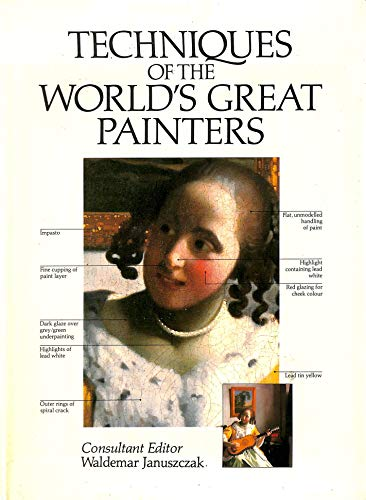 9781870461375: Techniques of the World's Great Painters