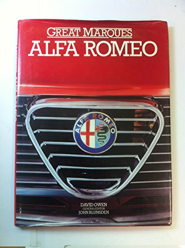 9781870461924: Alfa Romeo