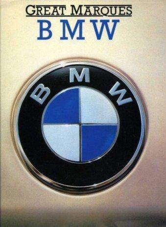 BMW (Great Marques): Walton, Jeremy