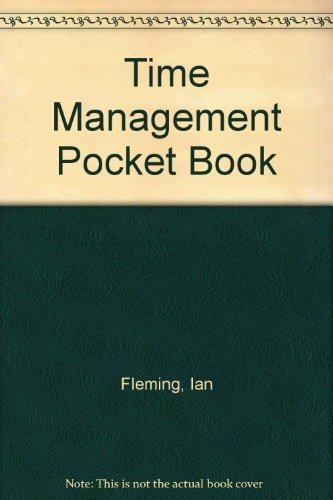 9781870471060: Time Management Pocket Book