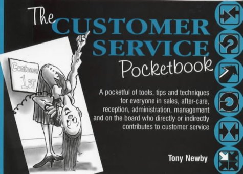 9781870471107: The Customer Service Pocketbook (Sales & Marketing)