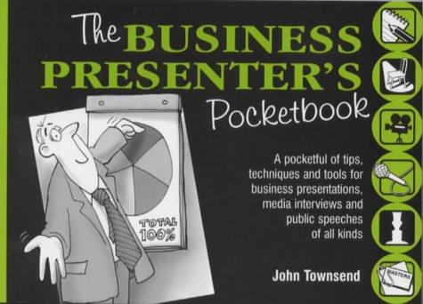 9781870471480: The Business Presenter's Pocketbook (The manager series)