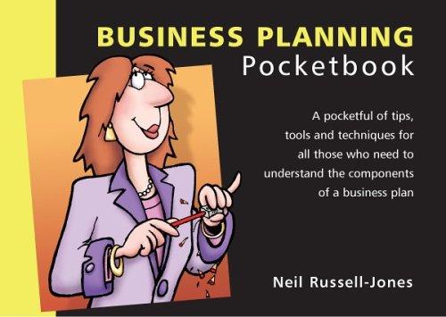 9781870471589: The Business Planning Pocketbook (Management Pocket Book Series)