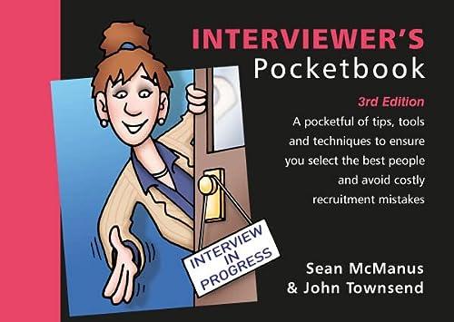 The Interviewer's Pocketbook - Townsend, John