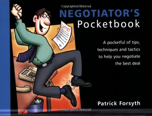 9781870471848: Negotiator's (The Pocketbook)