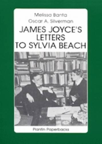 9781870495127: James Joyce's Letters to Sylvia Beach, 1921-1940