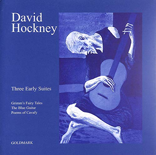 9781870507929: David Hockney: Three Early Suites - Grimm's Fairy Tales, the Blue Guitar, Poems of Cavafy