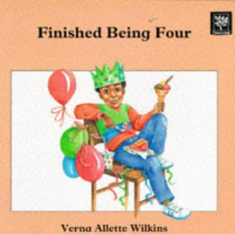Finished Being Four: Verna Allette Wilkins