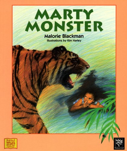 Marty Monster (1870516427) by Malorie Blackman