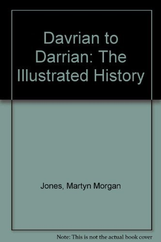 Davrian to Darrian: The Illustrated History: Jones, Martyn