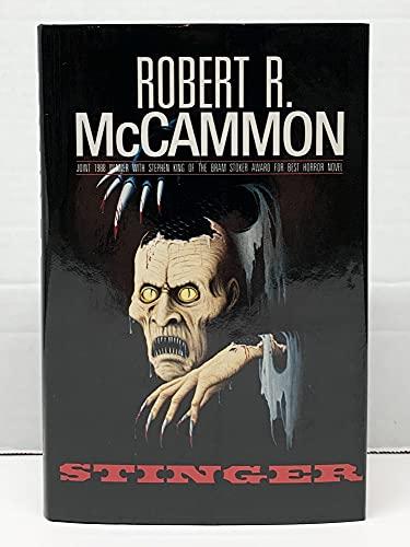 9781870532020: Stinger