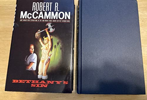 BETHANY'S SIN: McCammon, Robert R.