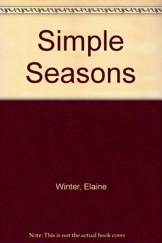 9781870556286: Simple Seasons