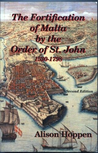 9781870579384: The Fortification of Malta by the Order of St.John 1530-1798