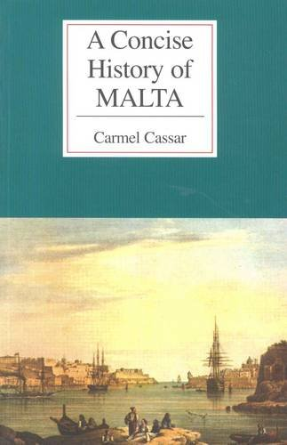 9781870579520: A Concise History of Malta