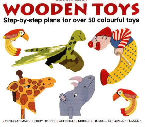 9781870586368: Wooden Toys