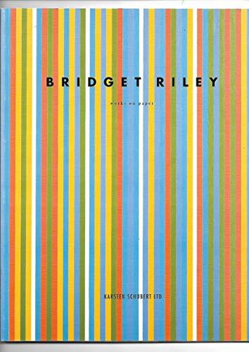 Bridget Riley: Works on Paper (187059021X) by Bridget Riley
