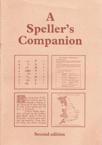 9781870596251: A Speller's Companion