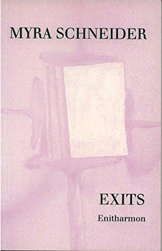 Exits: Schneider, Myra
