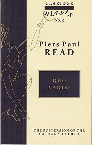 9781870626088: Quo Vadis?: Subversion of the Catholic Church (Blasts)