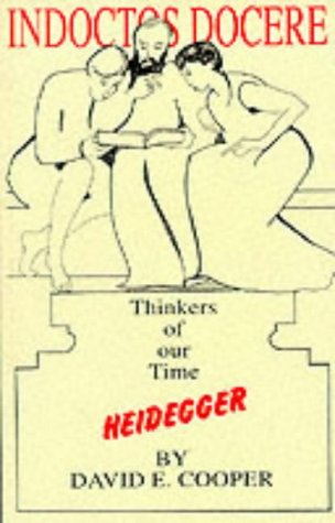 9781870626125: Heidegger: Thinkers of our Time (Thinkers of Our Time S.)