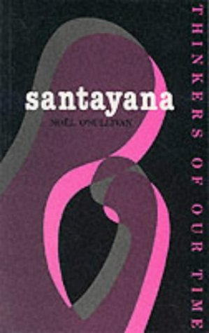 9781870626385: Santayana (Thinkers of Our Time S.)