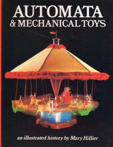 9781870630276: Automata & Mechanical Toys