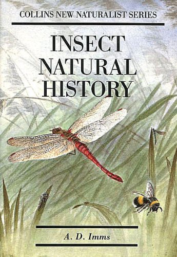 9781870630399: Insect Natural History (Collins New Naturalist Series)