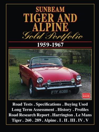 9781870642491: Sunbeam Alpine And Tiger, 1959-1967 G.p.