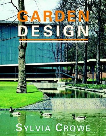 Garden Design - Sylvia Crowe: Crowe, Sylvia