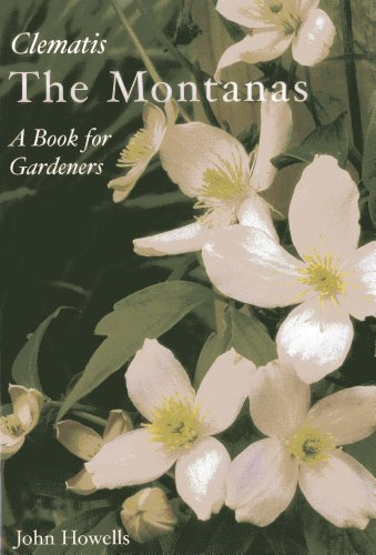9781870673518: Clematis: The Montanas