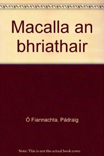 Macalla an bhriathair: Ó Fiannachta, Pádraig