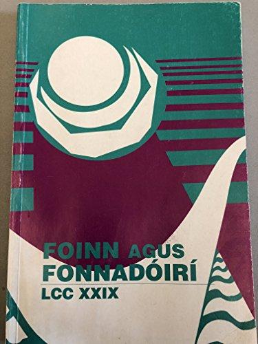 Foinn Agus Fonnadoiri: Ohuiginn