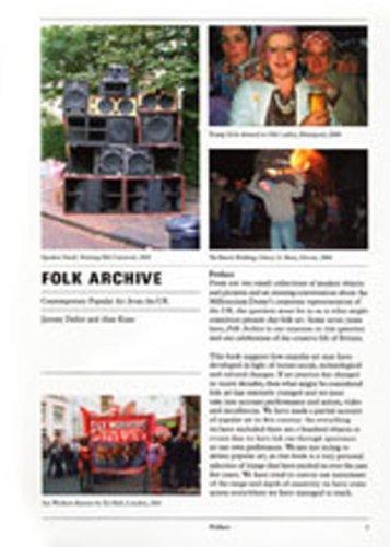 Folk Archive: Deller, Jeremy; Kane,