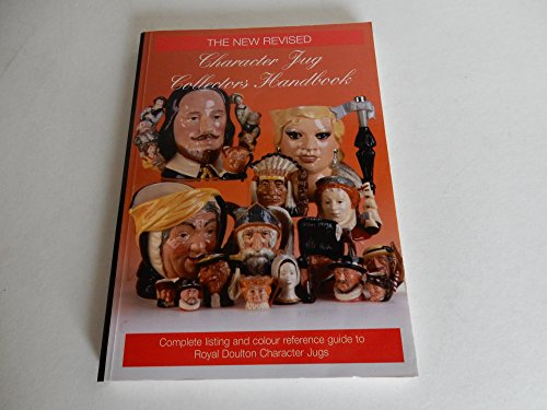 9781870703260: The Character Jug Collectors Handbook