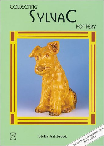 Collecting Sylvac Pottery: Ashbrook, Stella