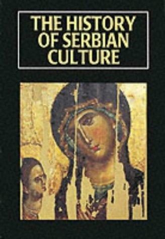 9781870732307: History of Serbian Culture