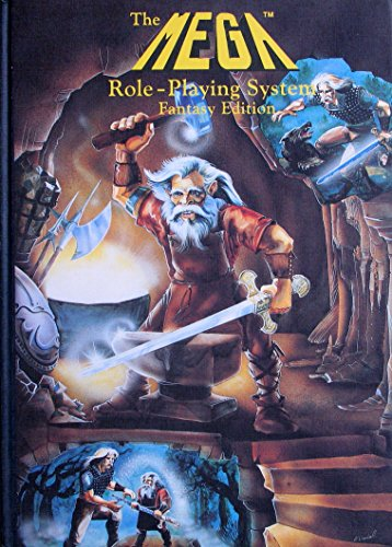 9781870739009: Mega Role Playing System: Fantasy Edition