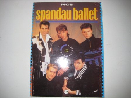 9781870759021: Spandau Ballet (Greatest Hits & Pics)