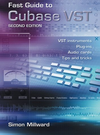 9781870775663: Fast Guide to Cubase VST