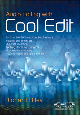 9781870775748: Audio Editing With Cool Edit