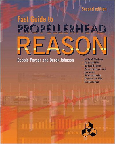 9781870775939: Fast Guide to Propellerhead Reason