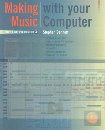 9781870775960: Making Music with your Computer