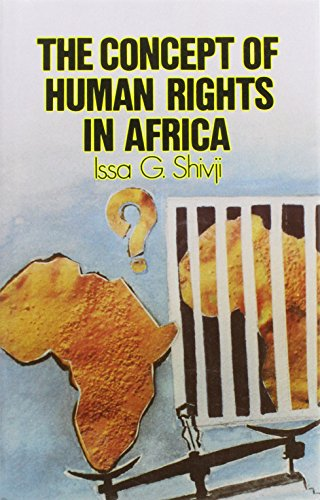 9781870784030: The Concept of Human Rights in Africa