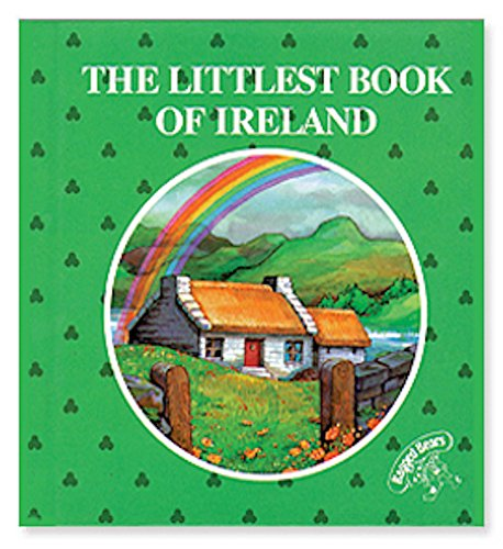 The Littlest Book of Ireland (Hardback)