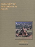 9781870838160: Inventory of Monuments at Pagan: Monuments 256-552 v. 2: Inventaire des Monuments, Pagan