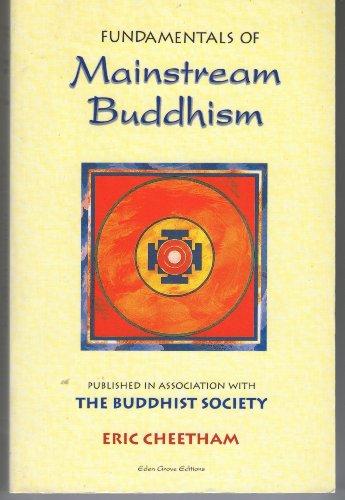 9781870845205: Fundamentals of Mainstream Buddhism
