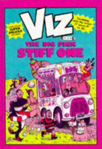 9781870870030: Viz the Big Pink Stiff One Issues 25