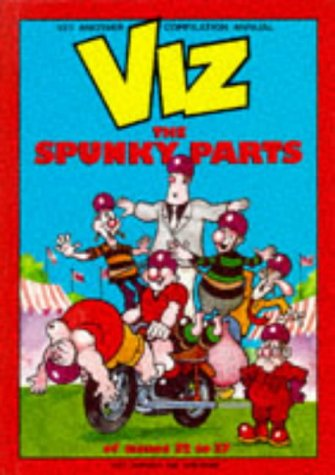 Viz - The Spunky Parts of Issues 32 to 37